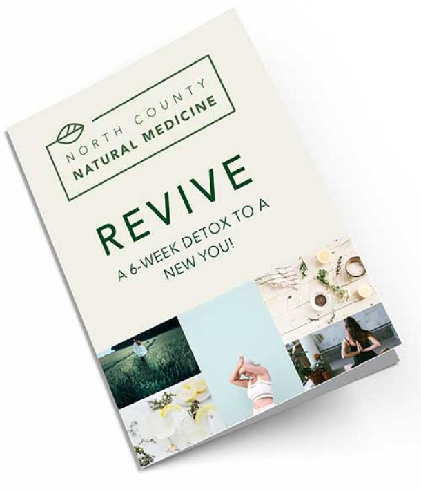 Revive Detox Cleanse booklet