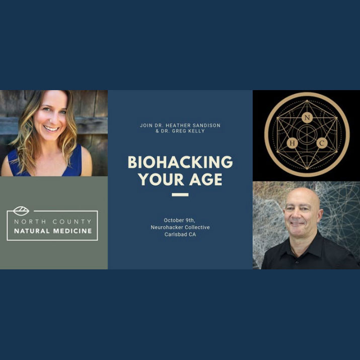 Biohacking Your Age event